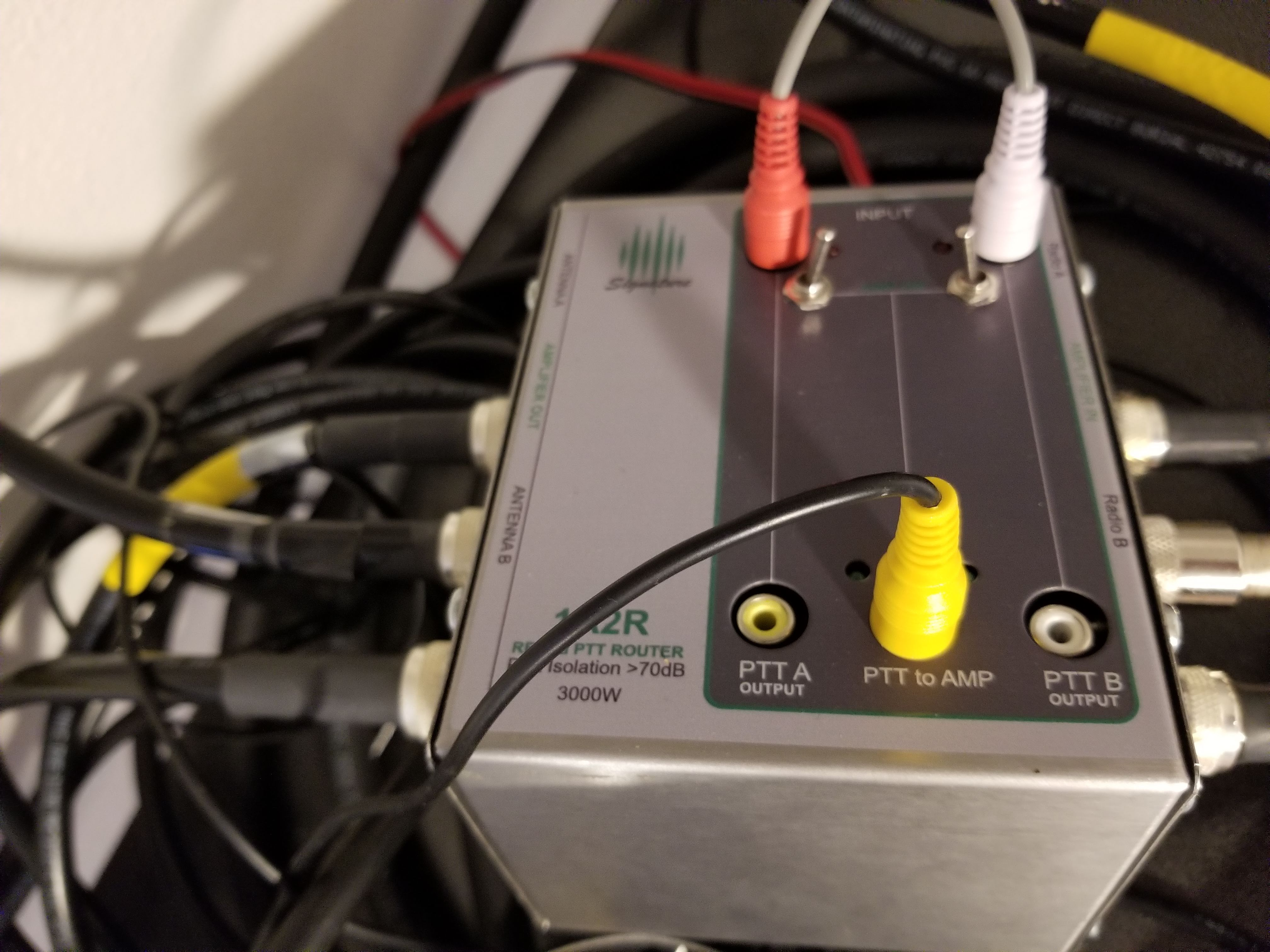 Working SO2R with Flexradio's 6600M, B26 RF2K+ amplifier kit